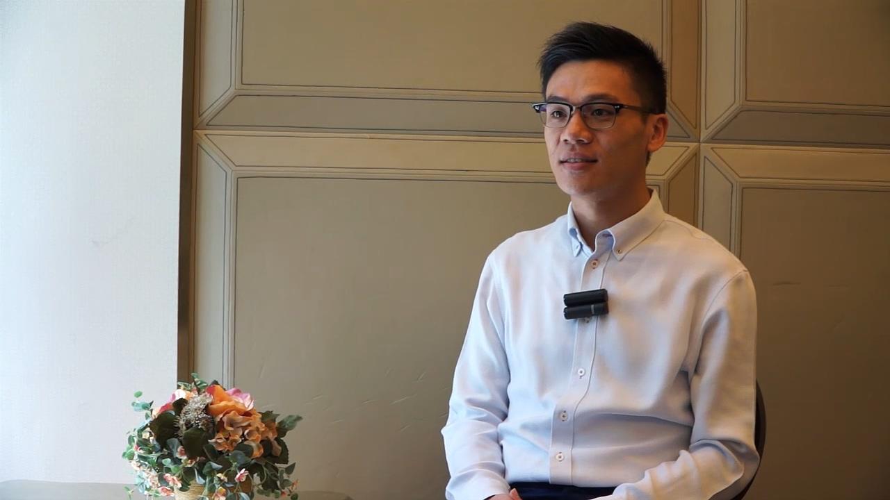 鄧耀昇談上市大計