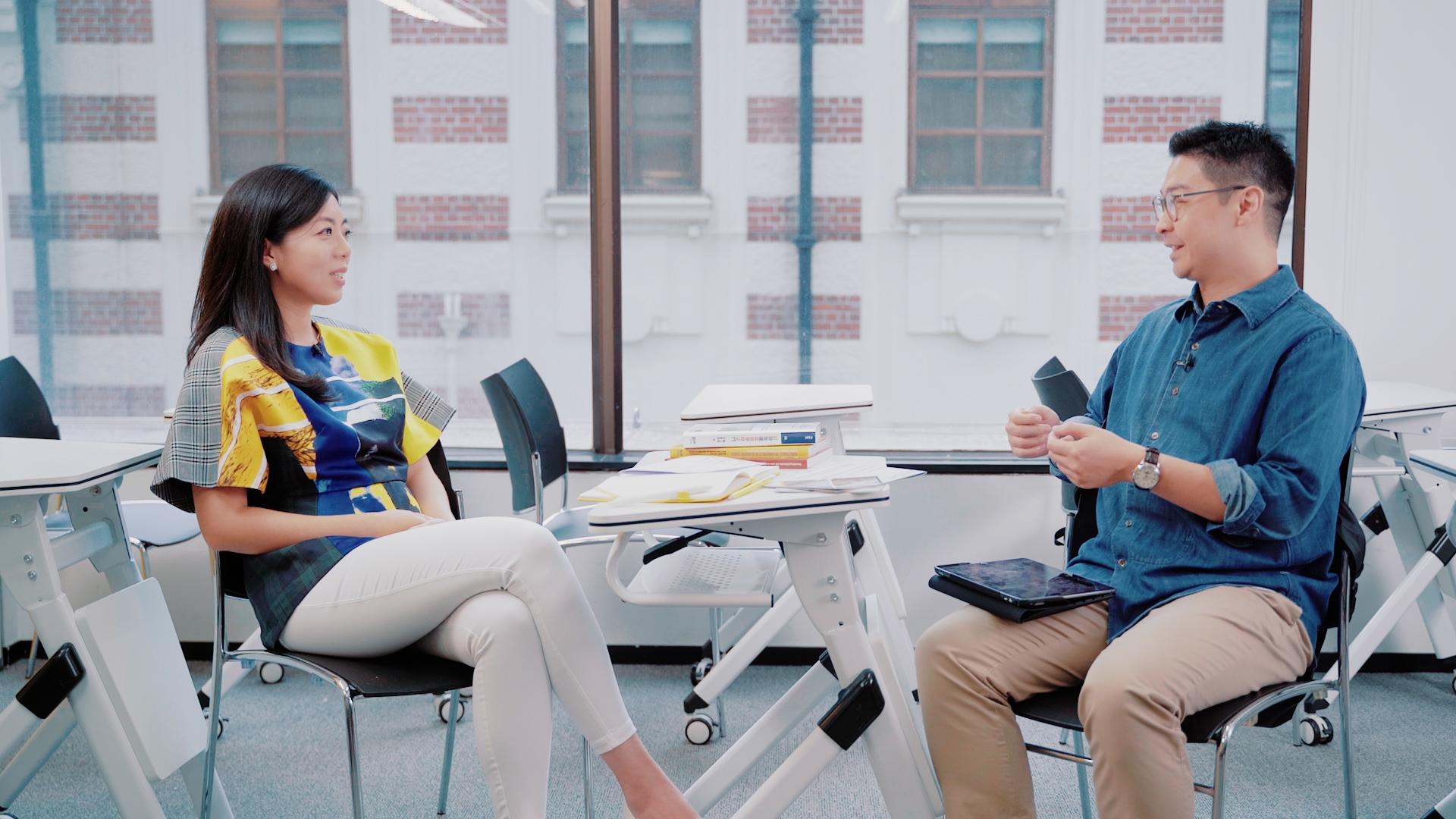 【商贏智道】Jennifer Ma不賣金融轉戰教育 「好奇心」成就新一代 教出了未來