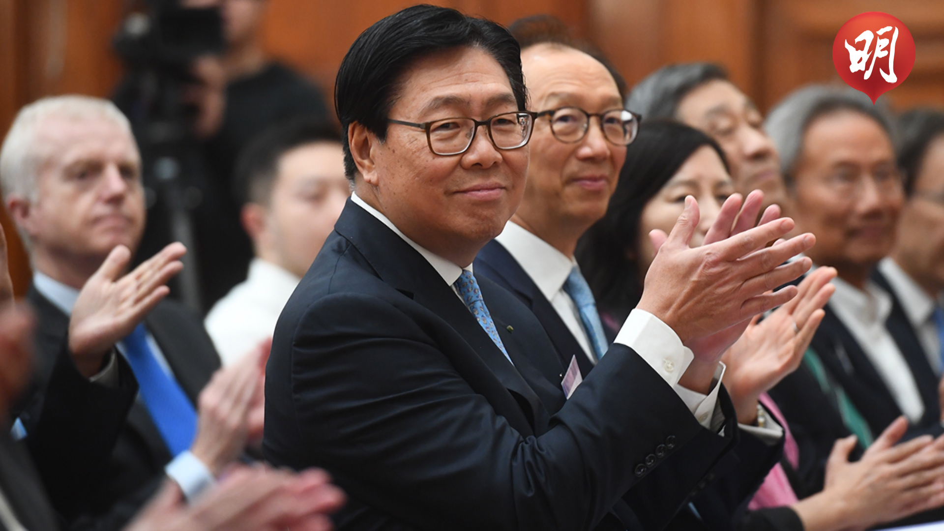 【短片】馬時亨指半年期限由他提出 有信心明年初落實港鐵新CEO人選