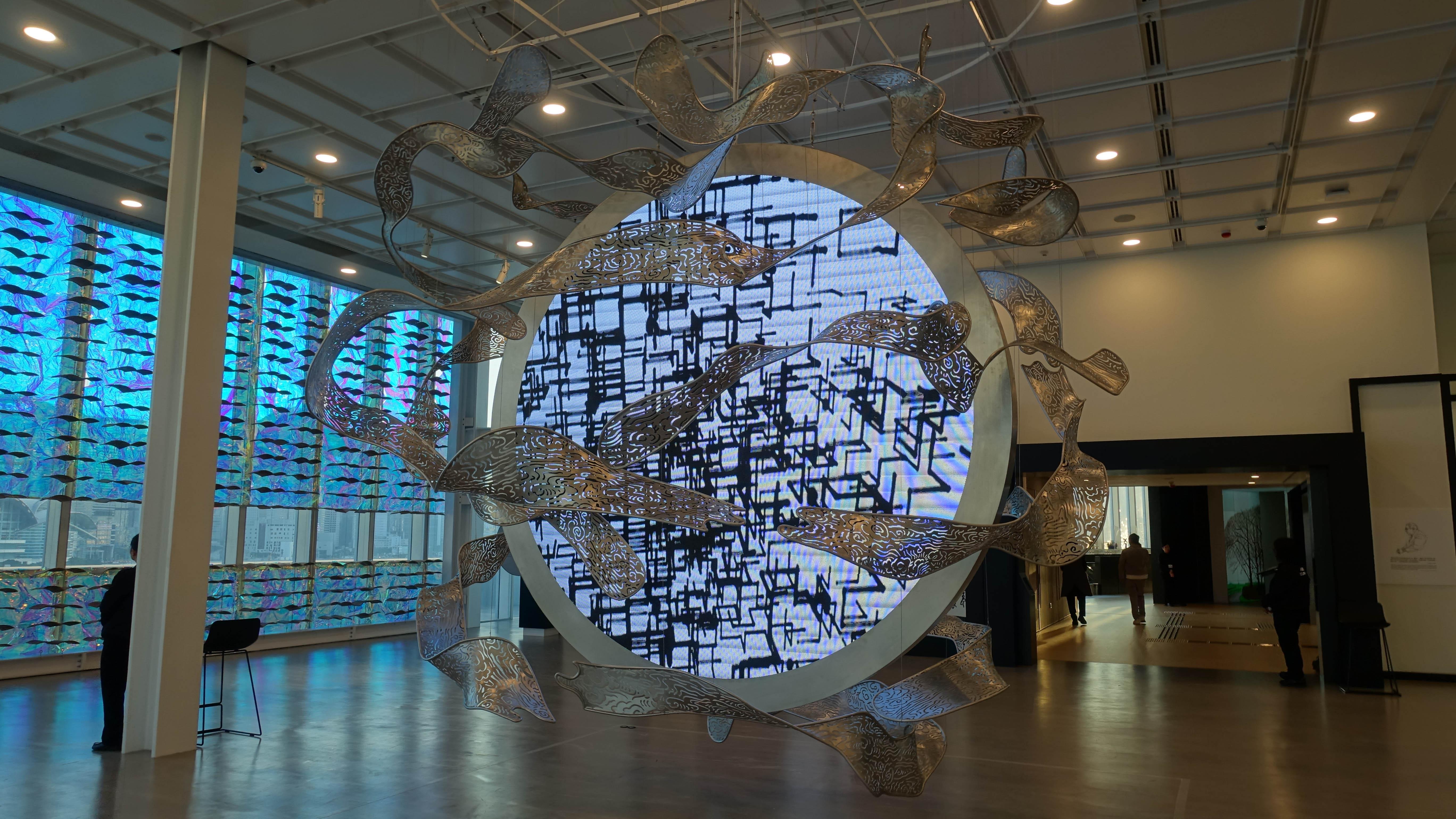 香港藝術館11月30日重開(拍攝及剪接:何芍盈)