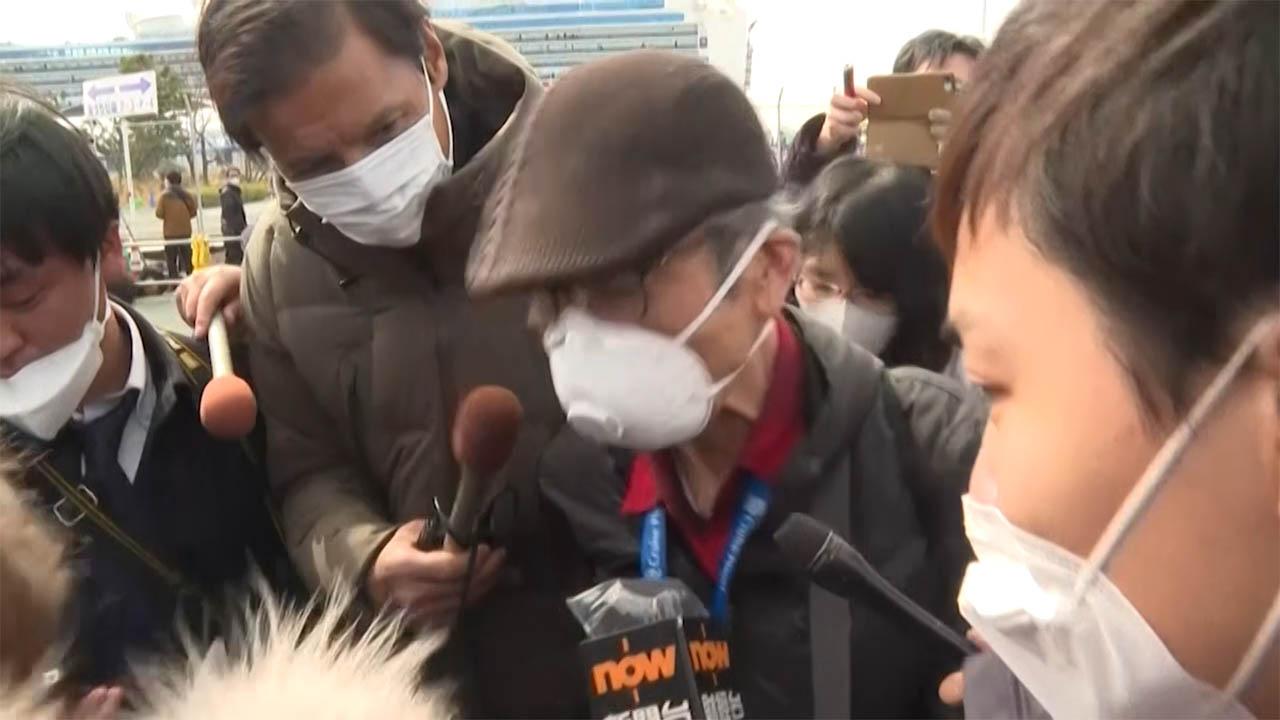 【武漢肺炎】鑽石公主號增79人確診 共621人染疫【短片】