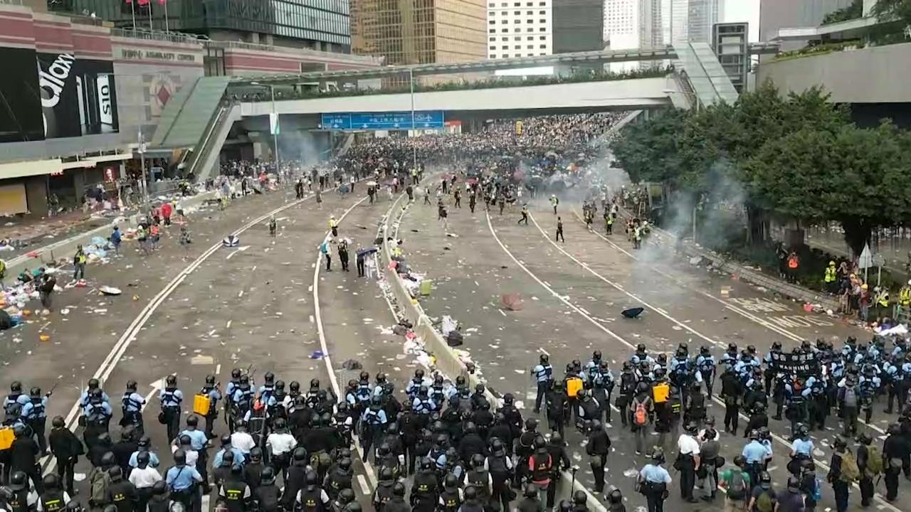 反修例事件監警檢視報告今公布 逾半年示威因疫情平息至5月重現(剪接:劉澤浩)