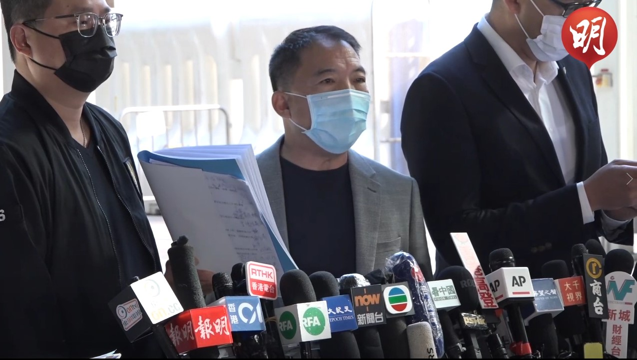 施政報告|民主黨胡志偉:《施政報告》不屬港人 用字似內地【短片】