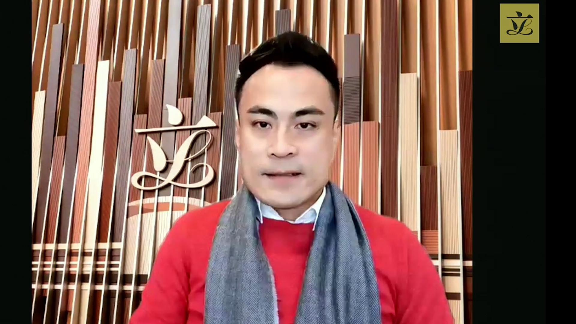 郭偉强疑邊駕車邊開立法會會議【短片】