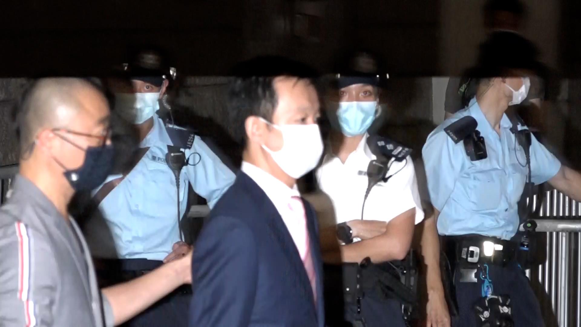 民主派初選47人案|陳志全獲高院批准保釋【短片】